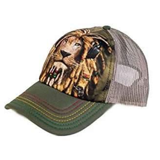 The Mountain Men's Dj Jahman Foam Trucker Hat