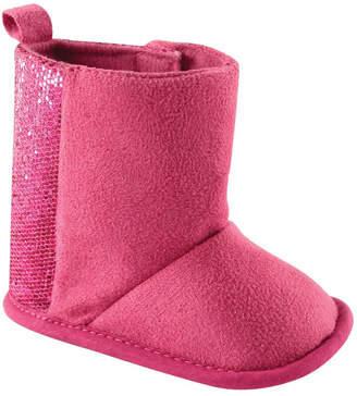 Baby Vision Luvable Friends Winter Boots with Glitter, 0-18 Months