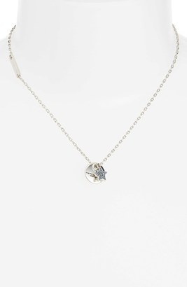 Women's Marc Jacobs Coin Cluster Pendant Necklace $75 thestylecure.com