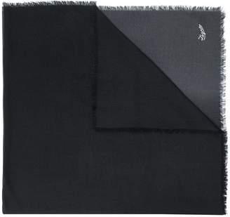 Ermenegildo Zegna tonal scarf
