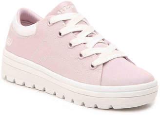 Skechers Street Cleat Back Again Platform Sneaker - Women's