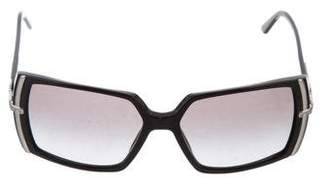 Salvatore Ferragamo Oversize Square Sunglasses
