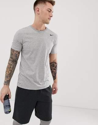 Nike Training Dri-Fit 2.0 T-Shirt In Grey 706625-063