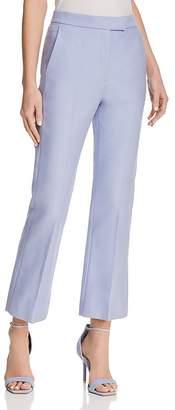Sandro Joline Cropped Straight-Leg Pants - 100% Exclusive