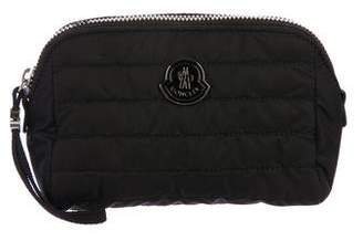 Moncler Quilted Nylon Beauty Case