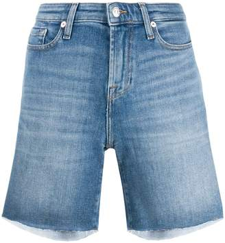 7 For All Mankind Boy denim shorts