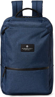 AG Jeans Spalding & Bros. Blue Brooklyn Laptop Backpack