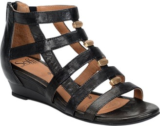 Sofft Leather Gladiator Sandals - Rio