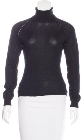 Jil Sander Jil Sander Long Sleeve Turtleneck Sweater