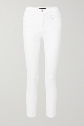 3x1 Jesse High-rise Skinny Jeans - White