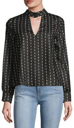 Lucca Couture Bridgette Choker Top