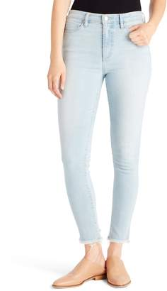 Ella Moss High Waist Skinny Fit Ankle Jeans