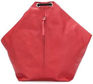 MM6 MAISON MARGIELA drawstring vertical pocket backpack