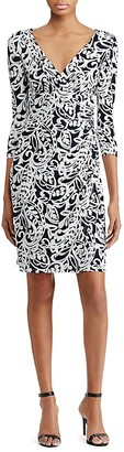 Lauren Ralph Lauren Paisley-Print Dress $109 thestylecure.com
