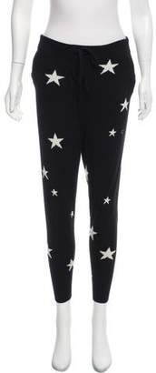 Chinti and Parker Cashmere Star Jogger Pants
