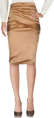 Elisabetta Franchi Knee length skirts - Item 35342403JA
