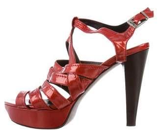 Donald J Pliner Cage High-Heel Sandals