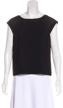 Ramy Brook Cap Sleeve Crop Top w/ Tags