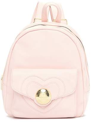 Betsey Johnson Heart Logo Backpack