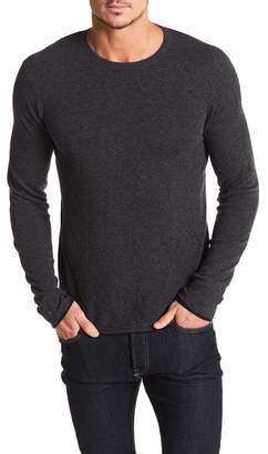 Rag & Bone Tripp Raw Edge Pullover