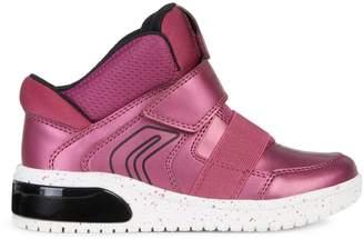 Geox Kid's LED Sneakers