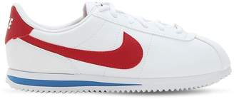 Nike Classic Cortez Faux Leather Sneakers