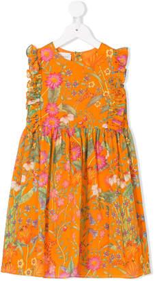 Gucci Kids floral print dress