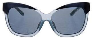 Linda Farrow Suno Oversize Sunglasses