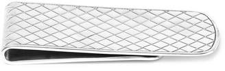 Bottega Veneta Intrecciato Sterling Silver and Enamel Money Clip - Men - Silver
