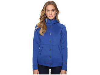 The North Face Neo Thermal Snap Hoodie Women's Sweatshirt