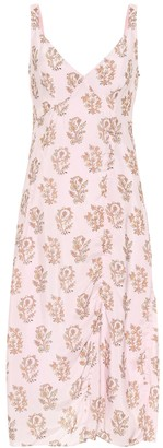 Acne Studios Floral-printed dress