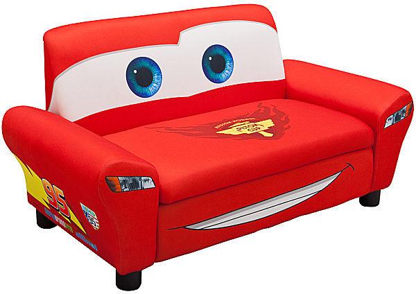 Disney Delta Children's Products Upholstered Sofa