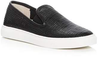 Vince Camuto Becker Embossed Slip-On Sneakers