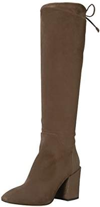 Aquatalia Women's Floriana Suede Mid Calf Boot