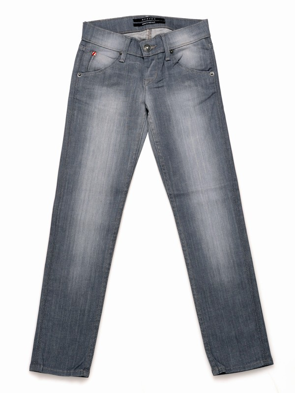 Hudson Kids Light Wash Skinny Jeans