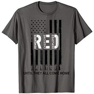 R.E.D Friday TShirt Remember Everyone Deployed