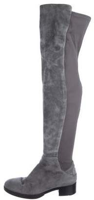 20c58e05fd9 Tory Burch Caitlin Stretch Over-The-Knee Boots