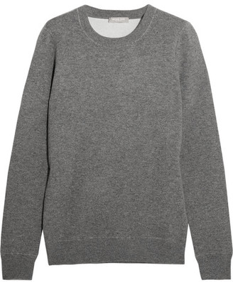 Michael Kors Collection - Cashmere-blend Sweater - Gray $795 thestylecure.com