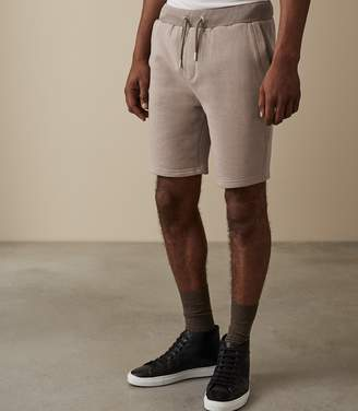 Reiss Our last order date for Christmas has now passed JOSEPH JERSEY SHORTS Stone