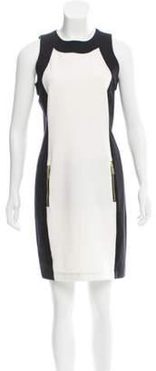 MICHAEL Michael Kors Colorblock Mini Dress