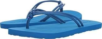 Volcom Women's Forever Solid Strappy FLIP Flop Sandal