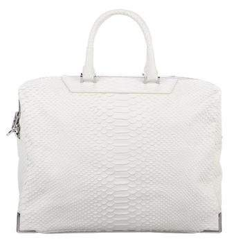 Alexander Wang Embossed Handle Bag