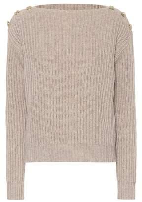 Max Mara Salpa wool and cashmere sweater