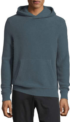 Vince Men's Cashmere Pullover Hoodie