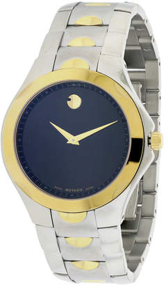 Movado Men's Two-Tone Stainless Steel Watch