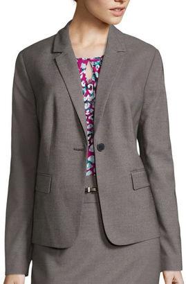 LIZ CLAIBORNE Liz Claiborne Long-Sleeve Suiting Blazer - Tall $27.99 thestylecure.com