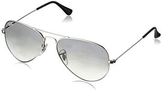Ray-Ban Men's Aviator Large Metal Aviator Sunglasses
