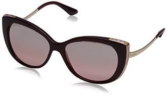 Bulgari Women's 0BV8178 901/6G Sunglasses