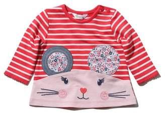 M&Co Mouse stripe t-shirt
