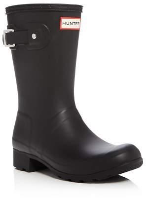 Hunter Women's Original Tour Packable Short Rain Boots